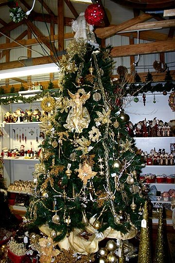 Sugar Plum Farms Christmas Gift Shop